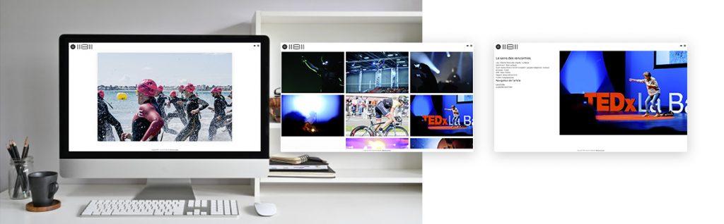 myshothub portfolio photo wordpress sur-mesure