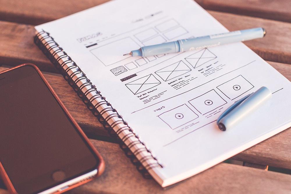 le webdesign, un métier créatif et technique