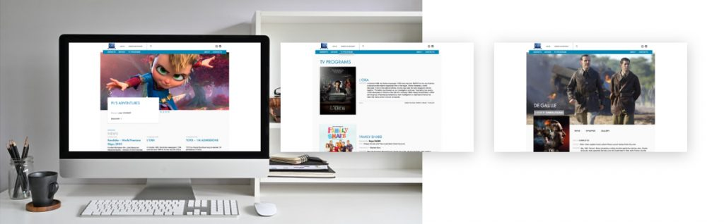 Société Nouvelle de Distribution SND site vitrine WordPress sur-mesure